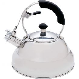 2.75qt T304 Stainless Steel Tea Kettle with Copper Center Bottom